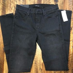 J Brand skinny mid-rise jeans size 26
